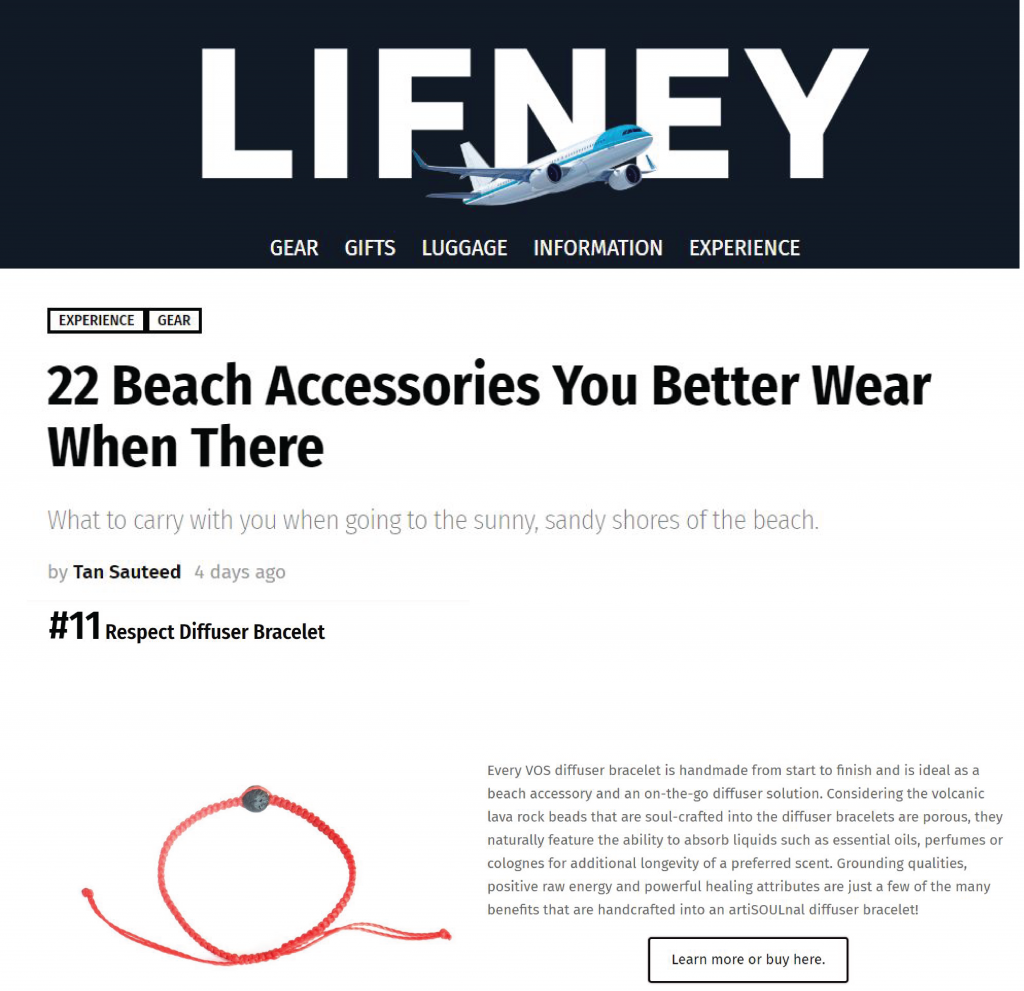 LIFNEY Review