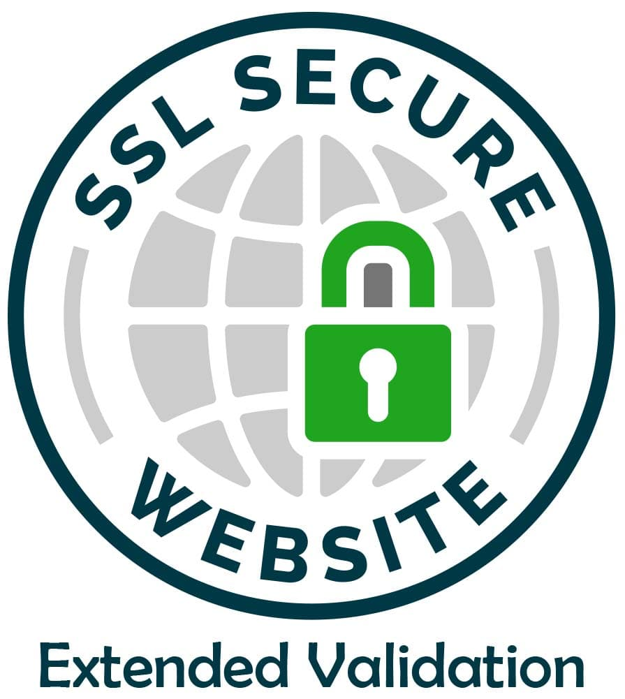 EV SSL Secure Site